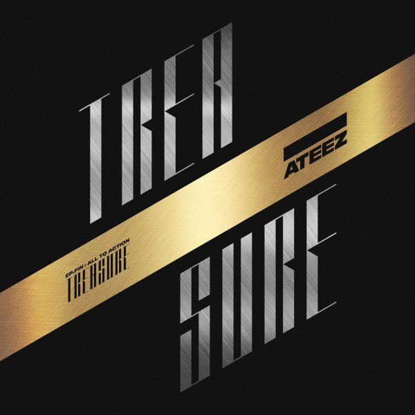 Album TREASURE EP.FIN: ALL TO ACTION by ATEEZ