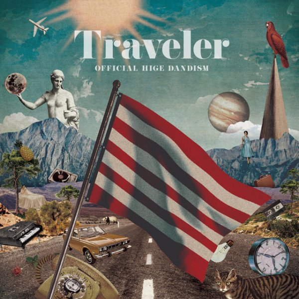 Album Traveler by Official HIGE DANdism