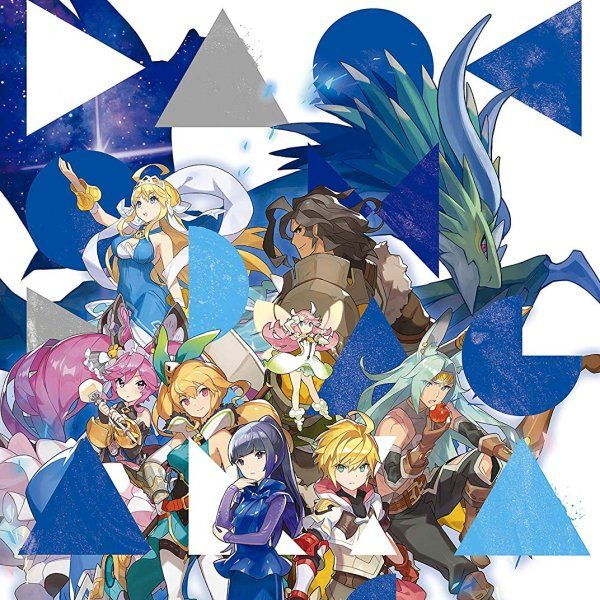 Album DAOKO × Dragalia Lost (DAOKO × ドラガリアロスト) by DAOKO