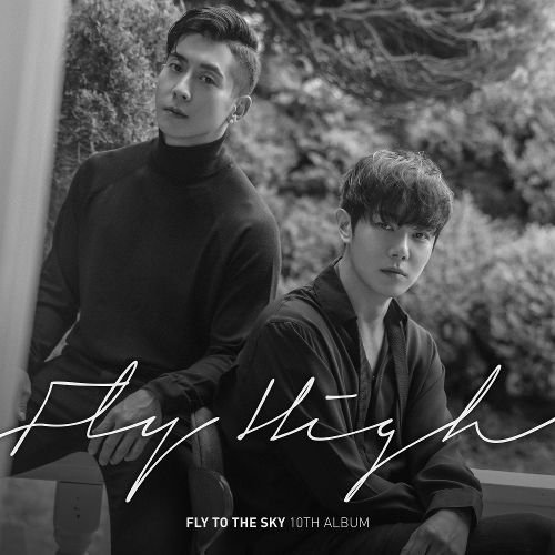 Album Fly High by Fly to the Sky