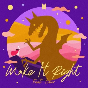 Make It Right (feat. Lauv) by