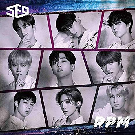 Single RPM -Japanese Ver.- by SF9
