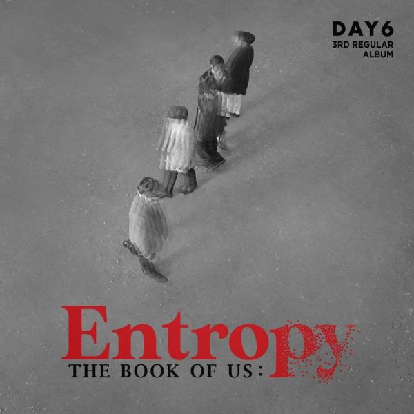 Album The Book of Us : Entropy by DAY6