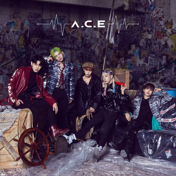 Mini album Under Cover: The Mad Squad by A.C.E (band)