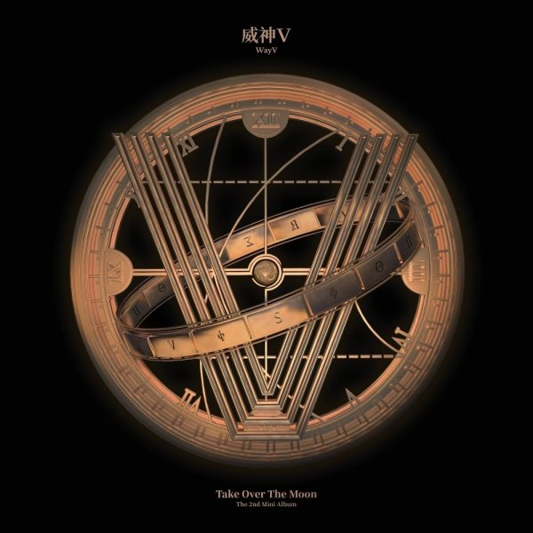 Album Take Over The Moon by WayV