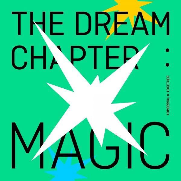 Album The Dream Chapter: MAGIC by TXT