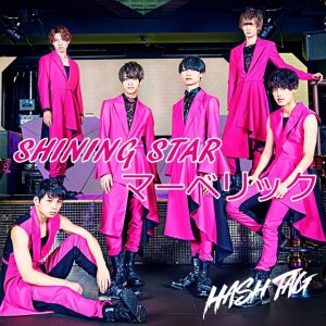 SHINING STAR by #HASHTAG