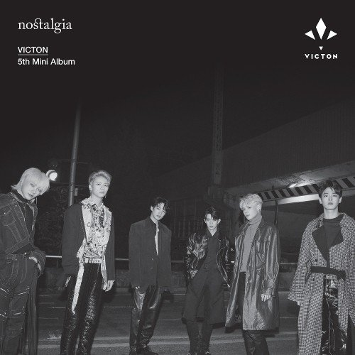 Mini album Nostalgia by VICTON