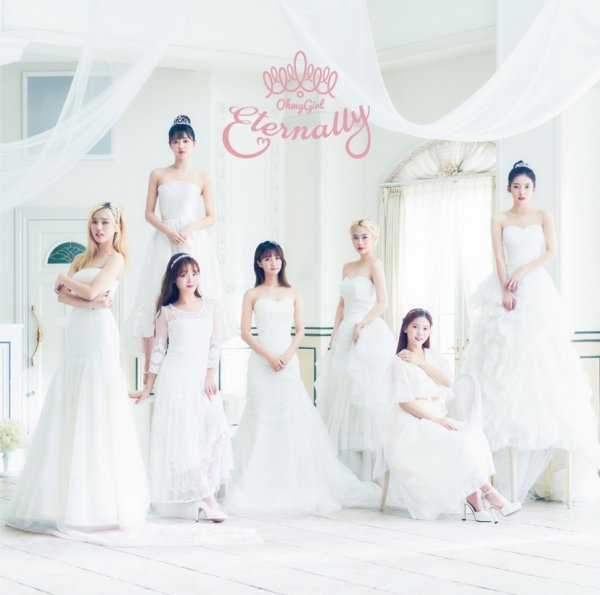 Album Eternally (Japan 3rd Album) by Oh My Girl