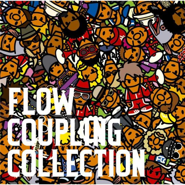 Album Coupling Collection (カップリングコレクション) by FLOW