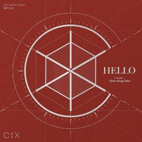 Mini album HELLO Chapter 2 : Hello, Stranger, Place by CIX