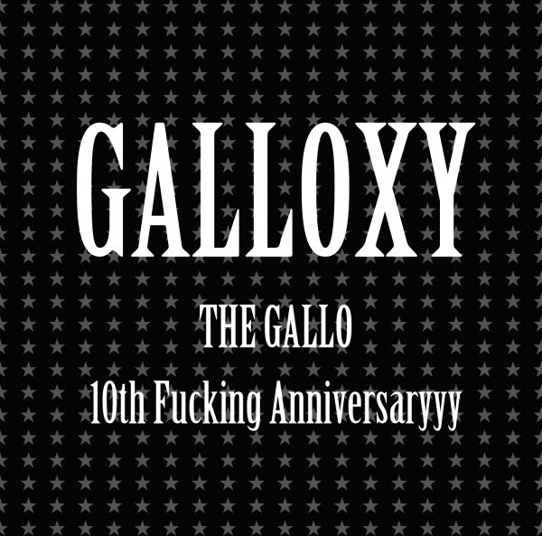 Album Kokkeigaku (黒鶏学)-GALLOXY- by THE GALLO