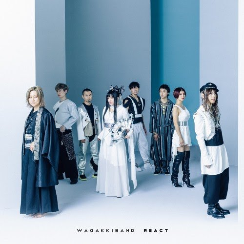 Mini album REACT by Wagakki Band
