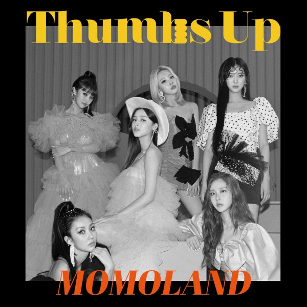Single Thumbs Up by Momoland