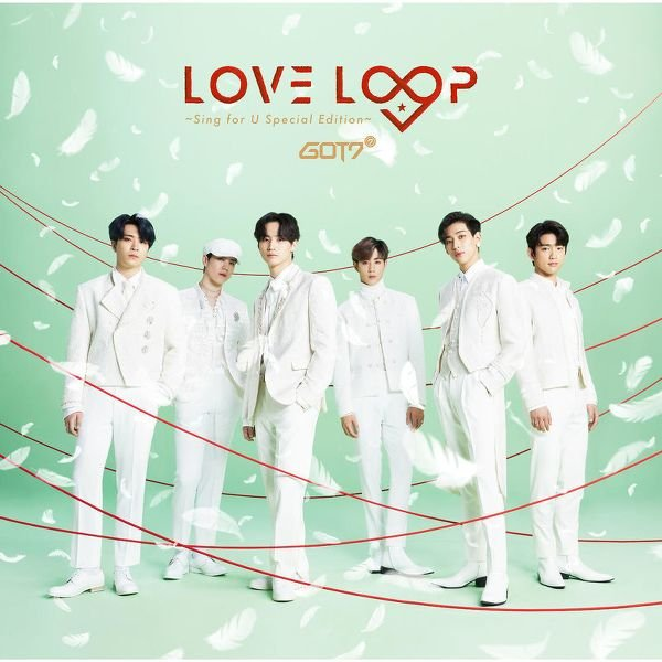 Album Love Loop (Japanese) by GOT7