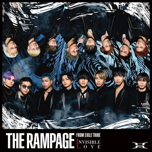 Single INVISIBLE LOVE by THE RAMPAGE