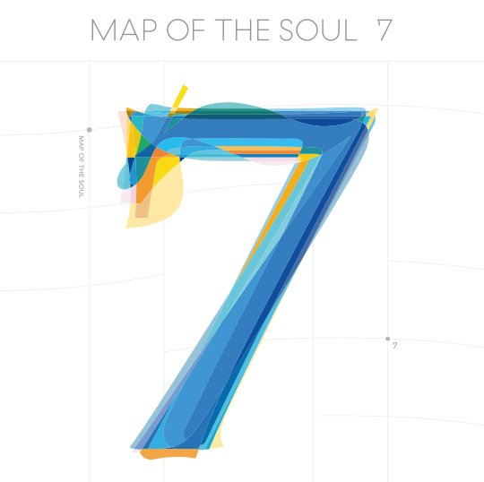 Album MAP OF THE SOUL: 7 by BTS