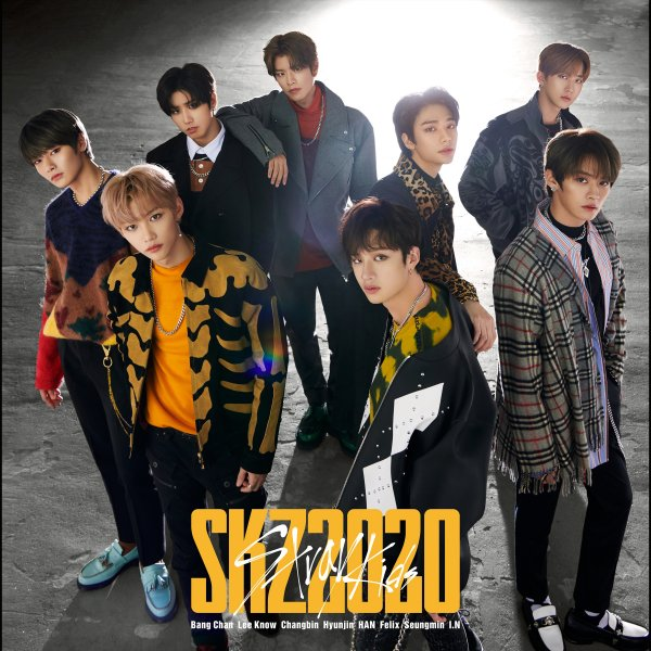 Album SKZ2020 by Stray Kids