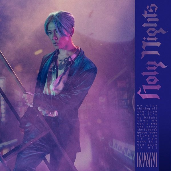 Album Holy Nights by Miyavi
