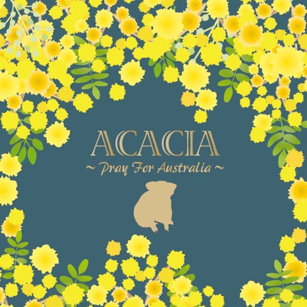 Single ACACIA ~Pray For Australia~ by D