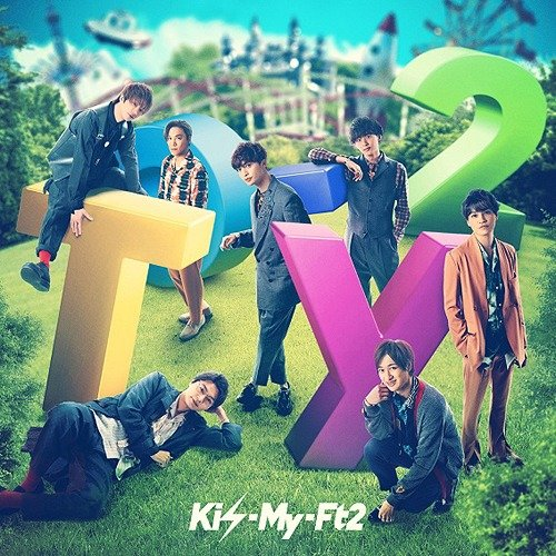 Album To-y2 by Kis-My-Ft2