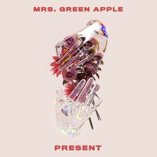 Single PRESENT [English ver.] by Mrs. GREEN APPLE