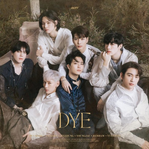 Mini album DYE by GOT7