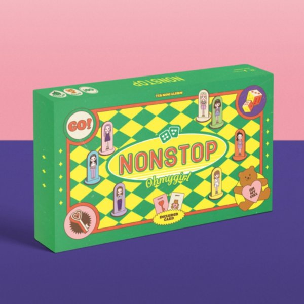 Mini album NONSTOP by Oh My Girl