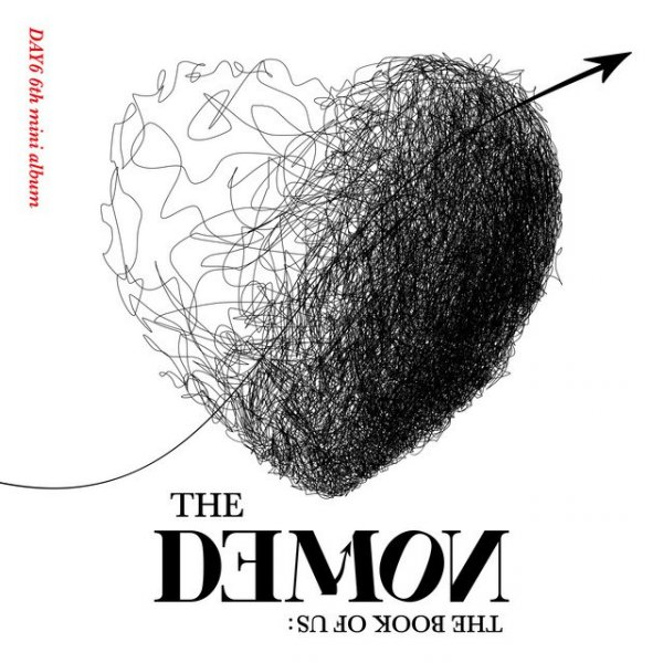 Mini album The Book of Us : The Demon by DAY6