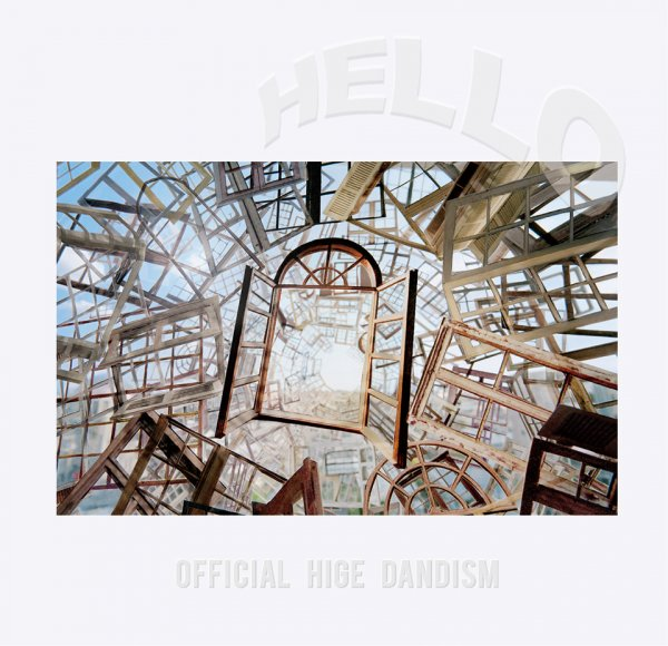 Mini album HELLO EP by Official HIGE DANdism