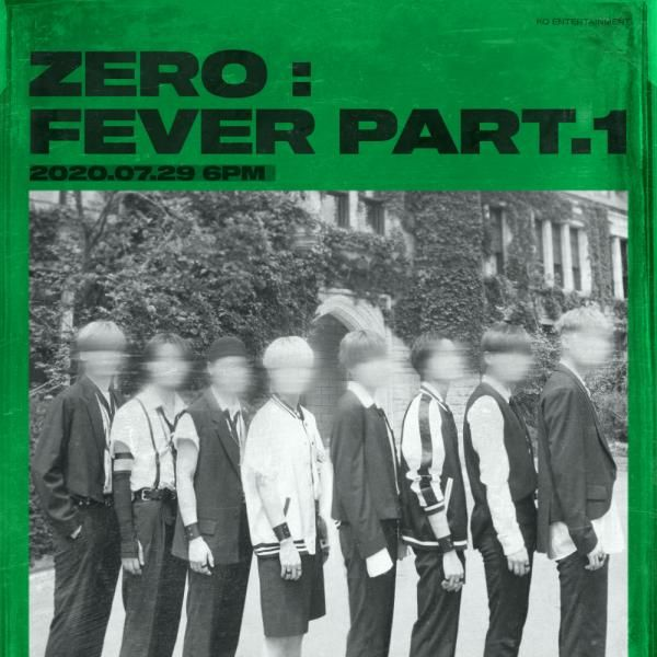 Mini album ZERO: FEVER Part.1 by ATEEZ