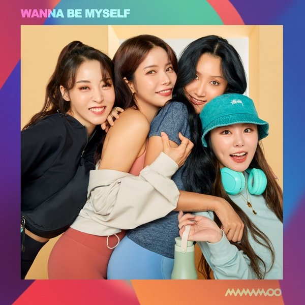 Single Wanna Be Myself by MAMAMOO