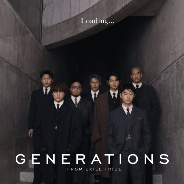 Single Loading... by GENERATIONS