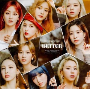 BETTER by TWICE
