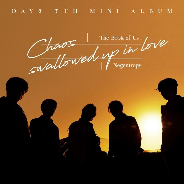 Mini album The Book of Us: Negentropy by DAY6