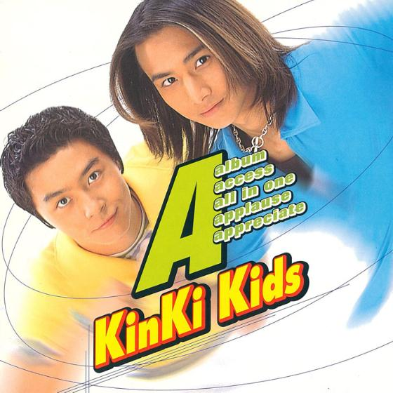 Album A Album by KinKi Kids