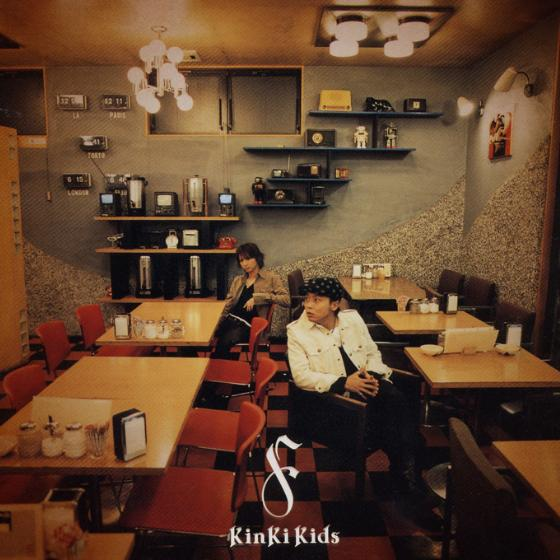 Album F Album by KinKi Kids