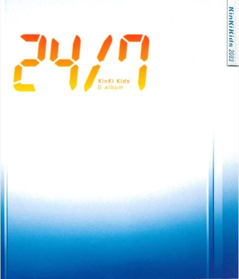 Album G Album: 24/7 by KinKi Kids