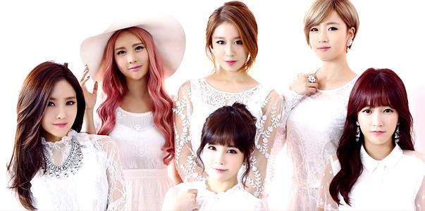 Top 5 Nhóm nhạc Nữ nổi tiếng nhất tại Hàn Quốc
