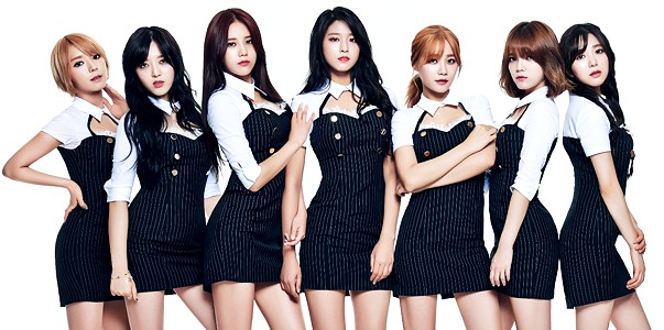 AOA - ACE OF ANGELS | JpopAsia