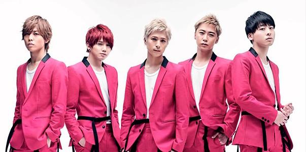 Da-iCE | JpopAsia