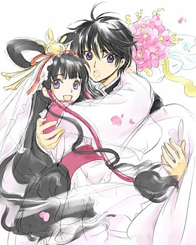 CLAMP Draws Image for Maaya Sakamoto's Wedding
