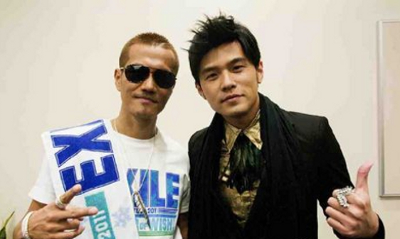 EXILE's ATSUSHI To Advance To China