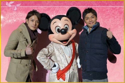 Tackey & Tsubasa To Provide New Song for Disney On Ice Musical
