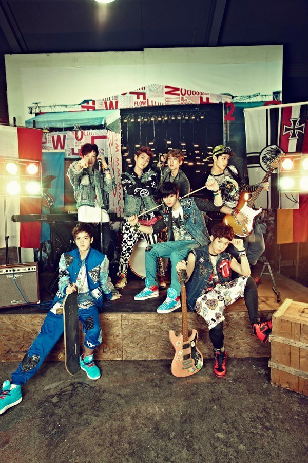 BTOB Release Audio Teaser And Concept Photos For