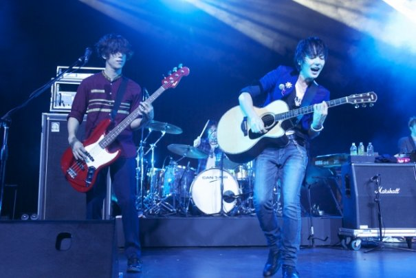 [Exclusive] JpopAsia's Interview With flumpool