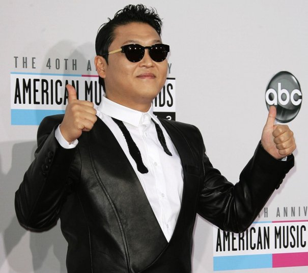 PSY's Gangnam Style Becomes Most Viewed YouTube Video Of All Time