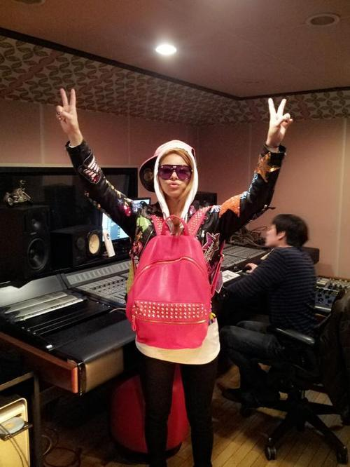 Ailee Recording New Music?