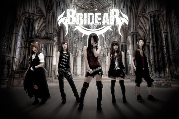 [Jrock] Band Introduction: All Female Japanese Metal Band BRIDEAR