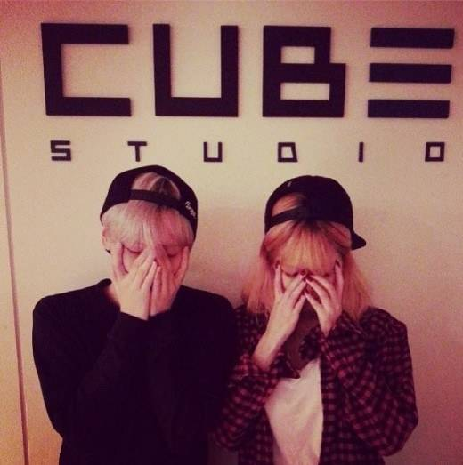 CUBE Entertainment Confirms Trouble Maker Comeback